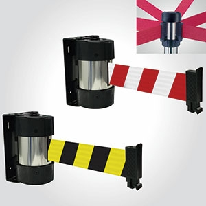 Wall Mounted Barriers