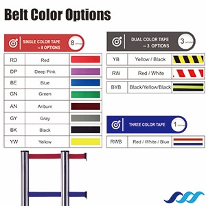 Belt Colors