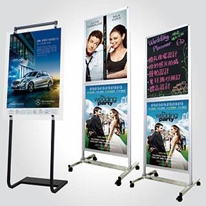 Big display stand (Freestanding)