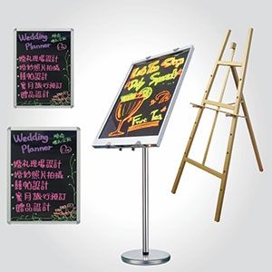 Writing Board, Poster Stand