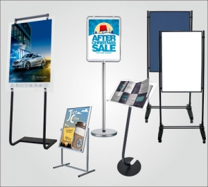 Sign Display & Display Board