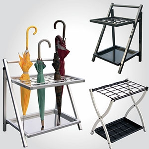 Foldable Umbrella Rack