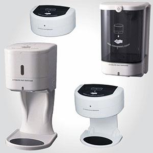 自動感應式給皂機系列
