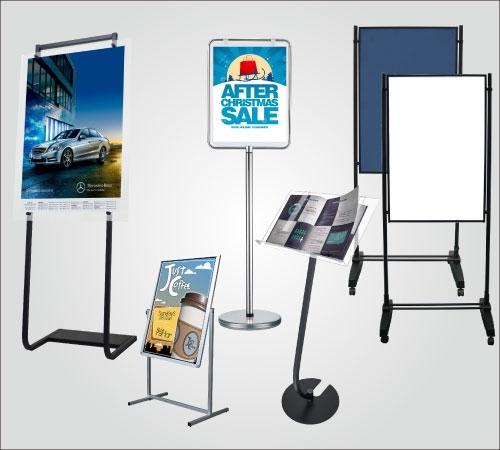 Sign Display & Display Board