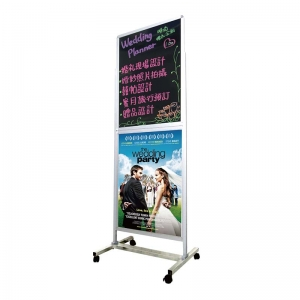 Large Signboard Stand