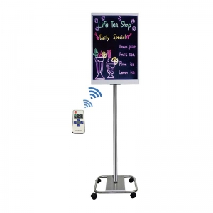 LED Multi-Function Signboard Stand